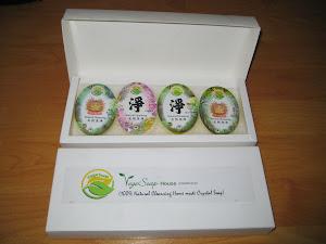 Feng Shui Lucky Soap Set