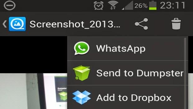 Windows Geri Dönüşüm Kutusu Android'e Geliyor