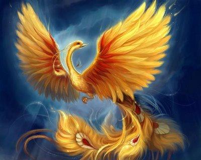 hablemos de criaturas mitologicas! Fenix