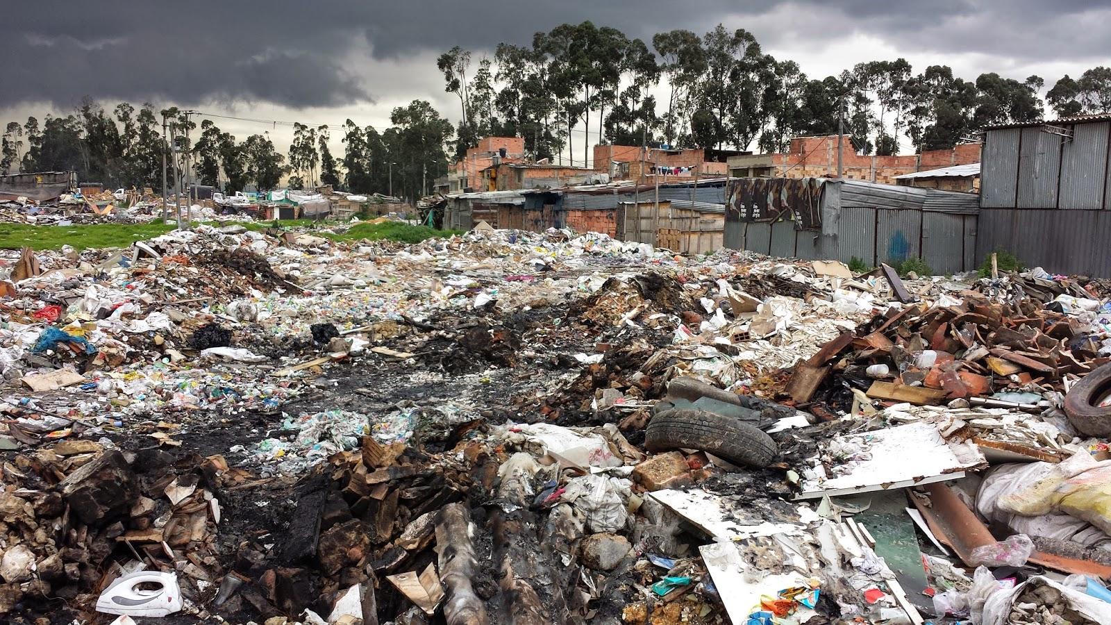 Resultado de imagen para DISPOSICION CLANDESTINA DE RESIDUOS INDUSTRIALES