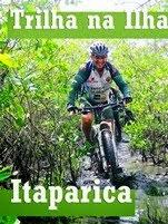 Trilha na Ilha de Itaparica