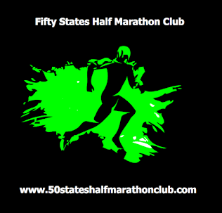 Fifty States HALF Marathon Club www.halfmarathonclub.com