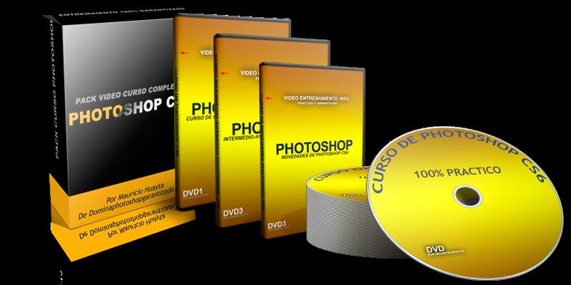 Curso Photoshop CS6 (Mauricio Huayta) [Poderoso Conocimiento]