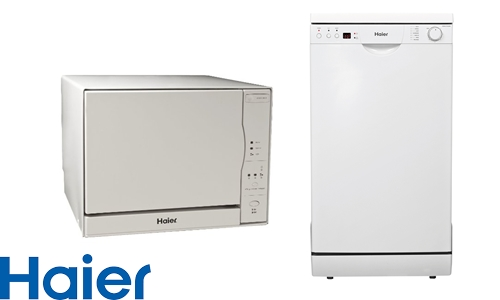 Best Haier Dishwashers For Small Spaces