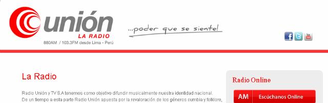 Unión La Radio