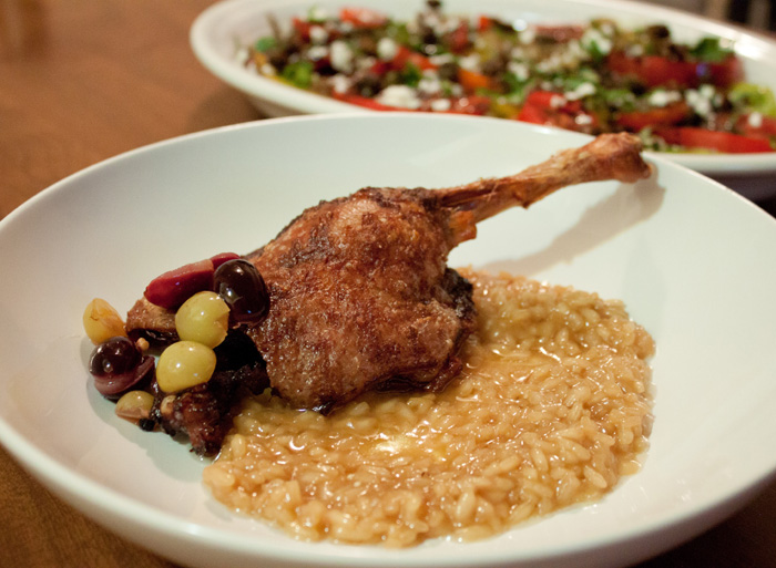 Easy Duck Confit Recipe — Dishmaps