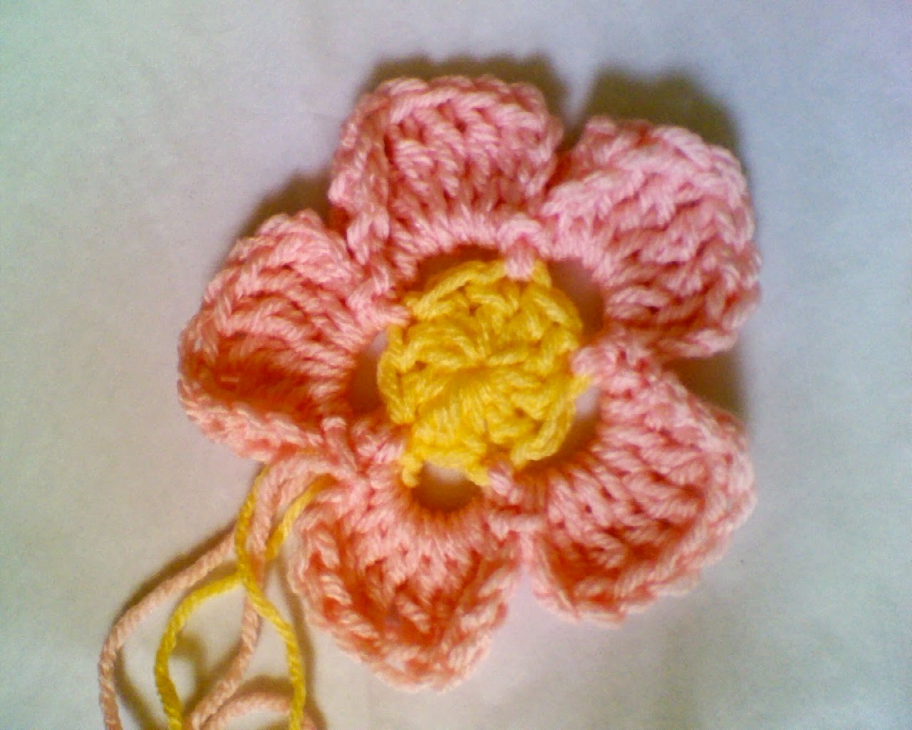Lakeview Cottage Kids: New FREE Crochet Flower Pattern