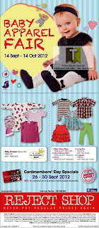 Reject Shop Baby Apparel Fair 2012