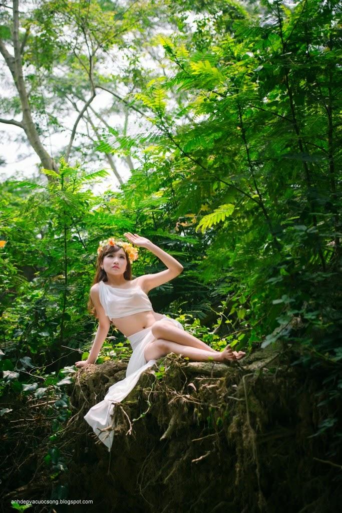 Cô gái của rừng xanh 3