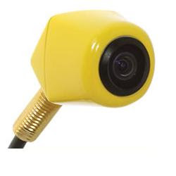 BCAM7Y Rear-view, backup camera in Yellow