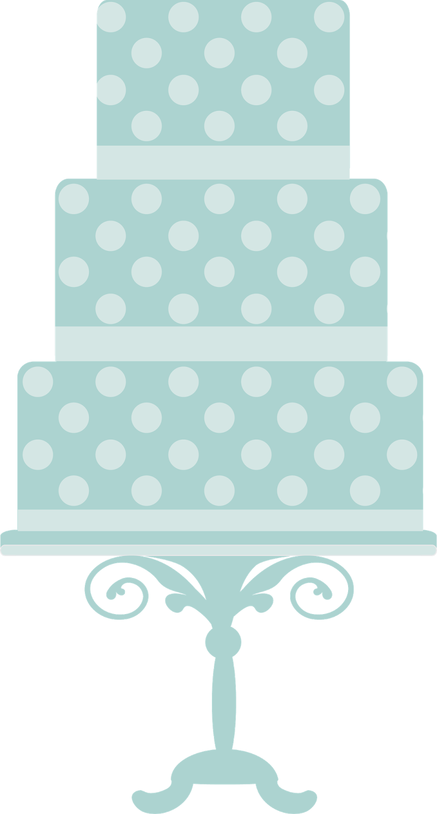 Fancy Cakes Clip Art. | Oh My Quinceaneras!