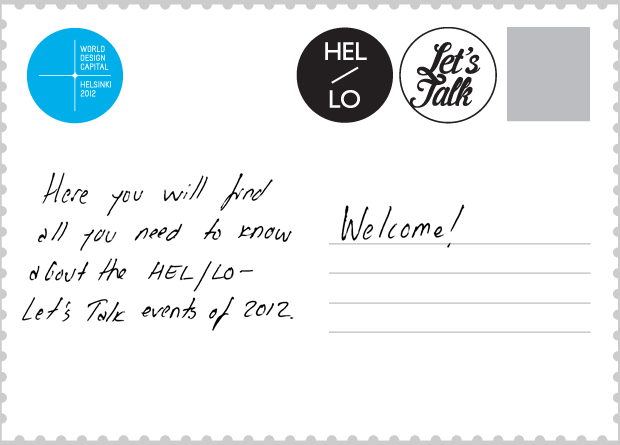 HEL-LO Let's Talk