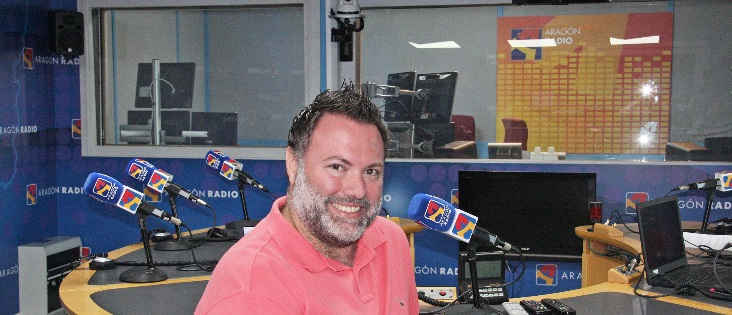 GORKA ZUMETA EN ARAGÓN RADIO 13-F
