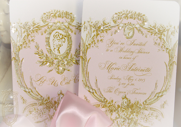 We're so happy to say that these are such a great hit with brides, Marie Antoinette Birthday theme parties and even christenings and Sweet 16.
