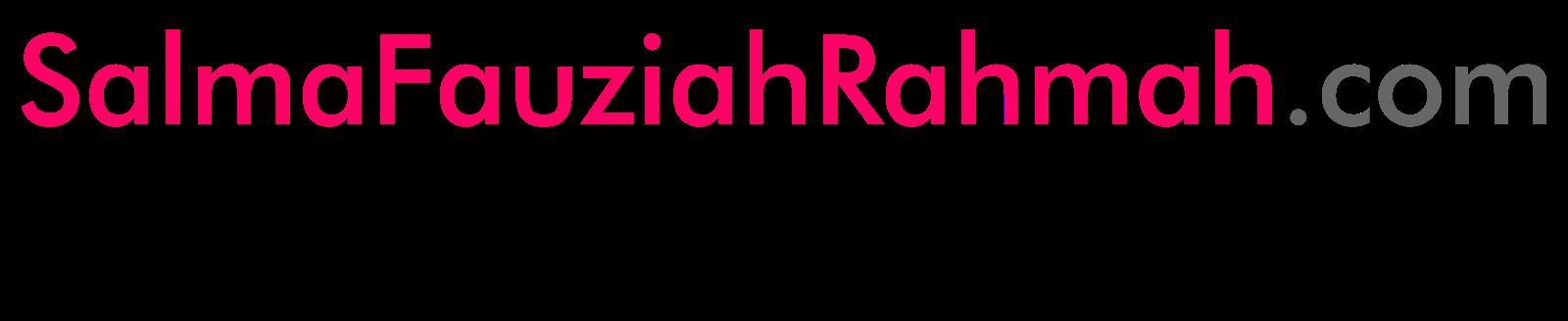 Salma Fauziah Rahmah