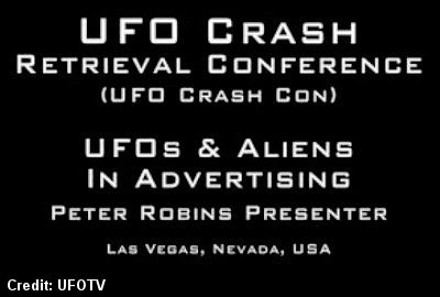 UFOs & Aliens In the Media - Peter Robins LIVE