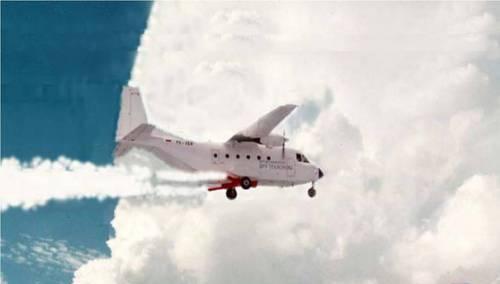 4 Sorti Penerbangan Dikerakan Untuk Antisipasi Banjir