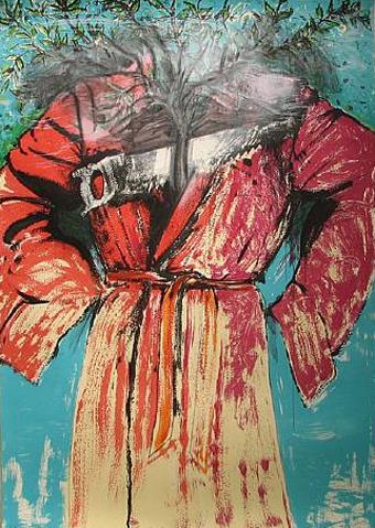 ART & ARTISTS: Jim Dine II - robes