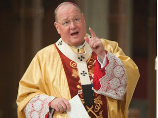 Cardinal Timothy Dolan corrects pope, gays still sinners according to God (VIDEO)