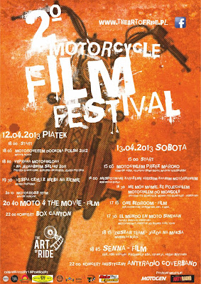 Program The Art of Ride 2013