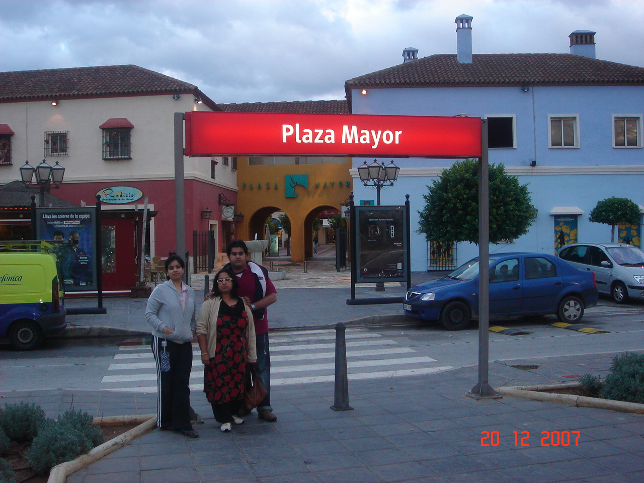 Plaza Mayor at Costa del Sol