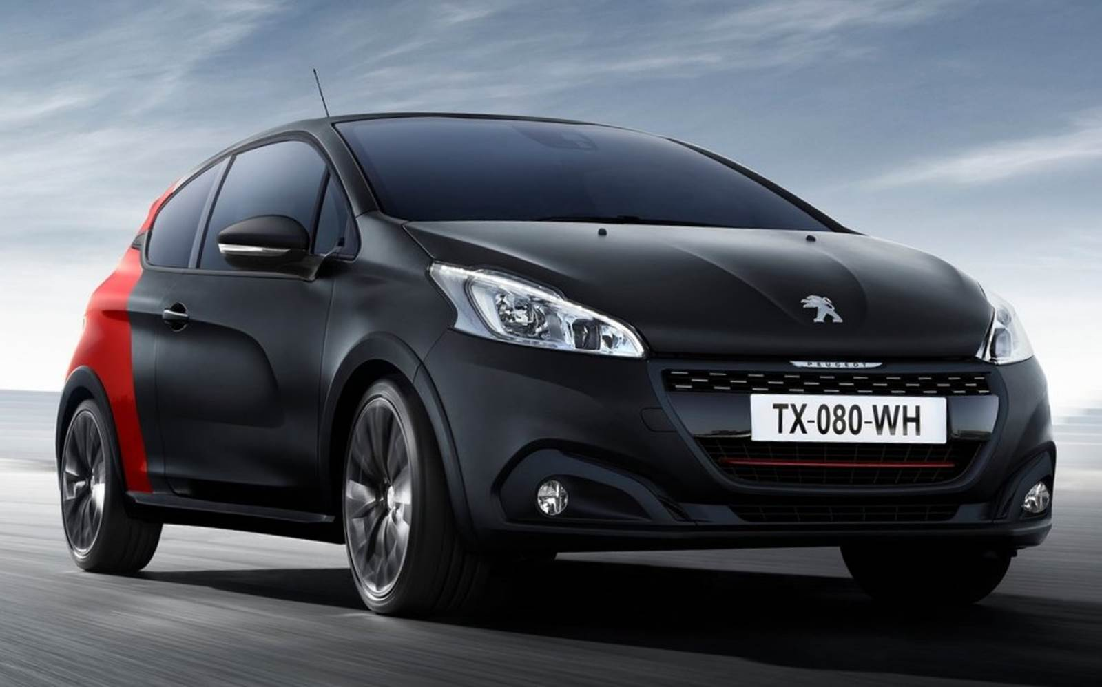 novo peugeot 208 2016 v deo e especifica es oficiais car blog br. Black Bedroom Furniture Sets. Home Design Ideas