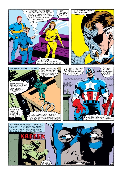 Captain America (1968) Issue #276 #192 - English 11