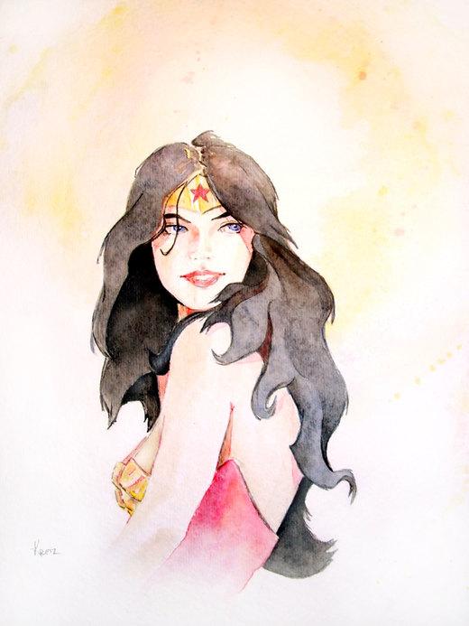 Wonder Woman por MikeKretz