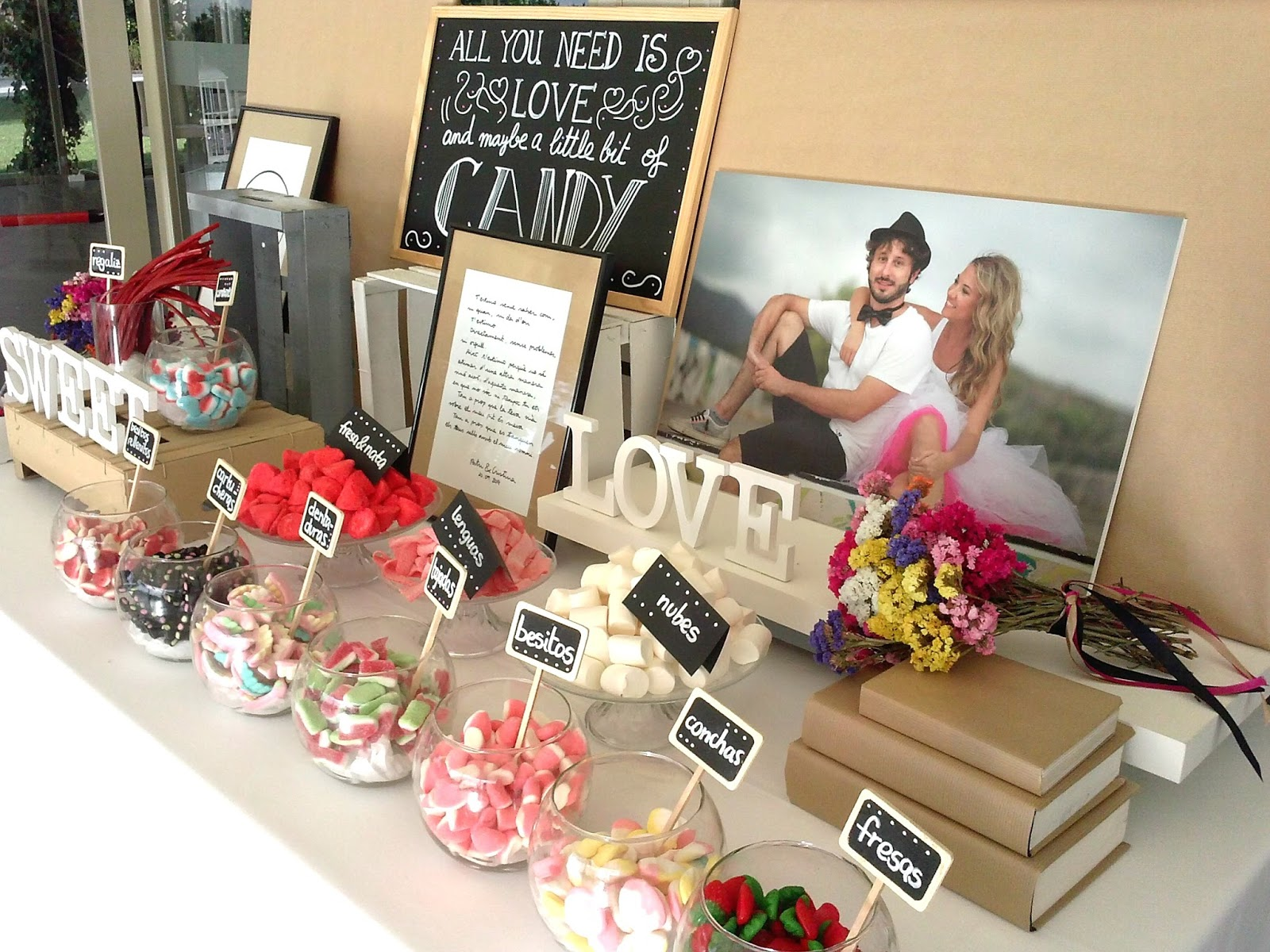 Craft And Chic Nuevas Mesas Dulces Craft Chic