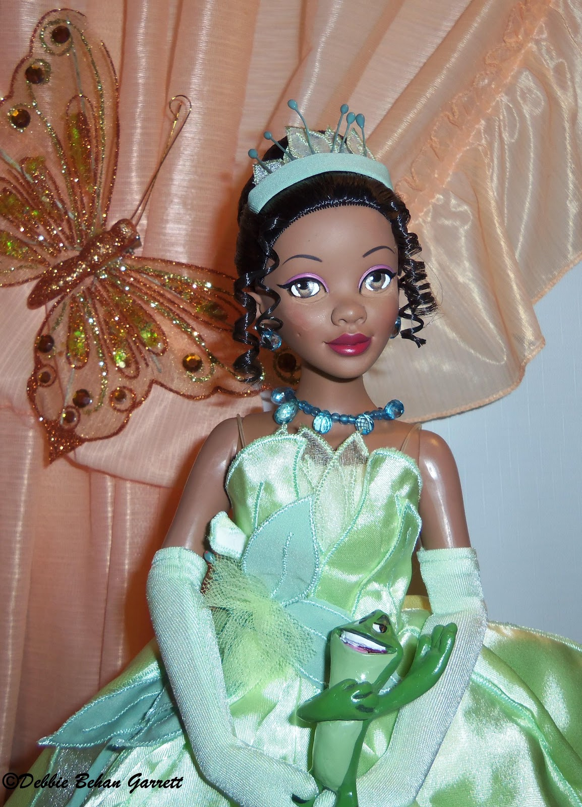 It's just a graphic of Nifty Pictures of Princess Tiana