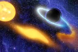 Alam semesta yang merupakan ciptaan Allah Swt