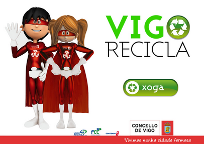 XOGA A RECICLAR