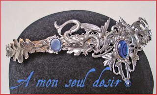 couronne medievale bijou medieval diademe tiare couronne mythologie