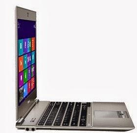Spesifikasi Laptop Toshiba Portégé Z930-2040 13.3 Inch
