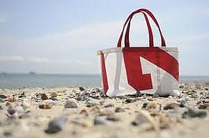 Bolsos para Playa, Diversidad de Color y Diseño