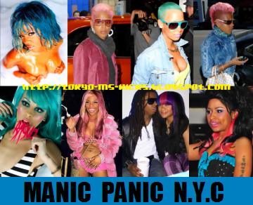 Manic Panic(マニックパニック)の記事を見る