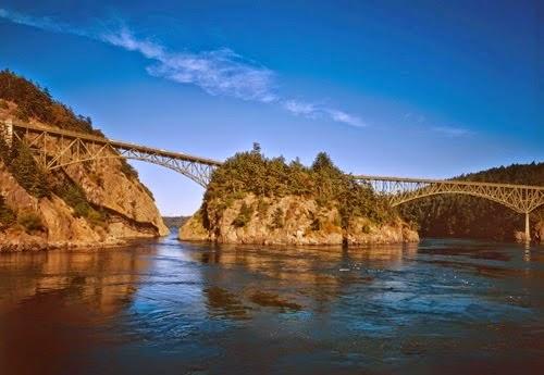 Deception Geçidi Köprüsü