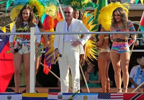 Jennifer Lopez comunicou para a Fifa que não participará da abertura da Copa do mundo...