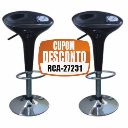 Cupom Efácil - Banqueta Multivisão BQ-001