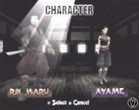 Cheats Tenchu: Stealth Assassins (bahasa Indonesia)