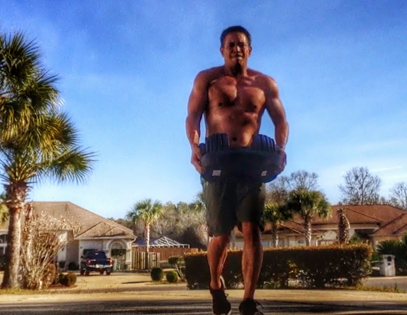 Body Beast Back and Bi's - Obstacle Course Racing Strength Workout - Spartan Training