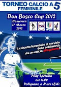 Don Bosco Cup 2012 - Cat. Femminile -