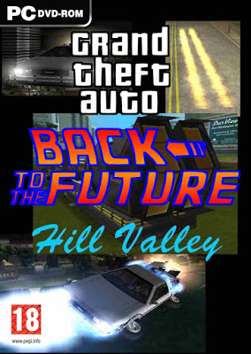 Back to the Future Hill Valley Free Download