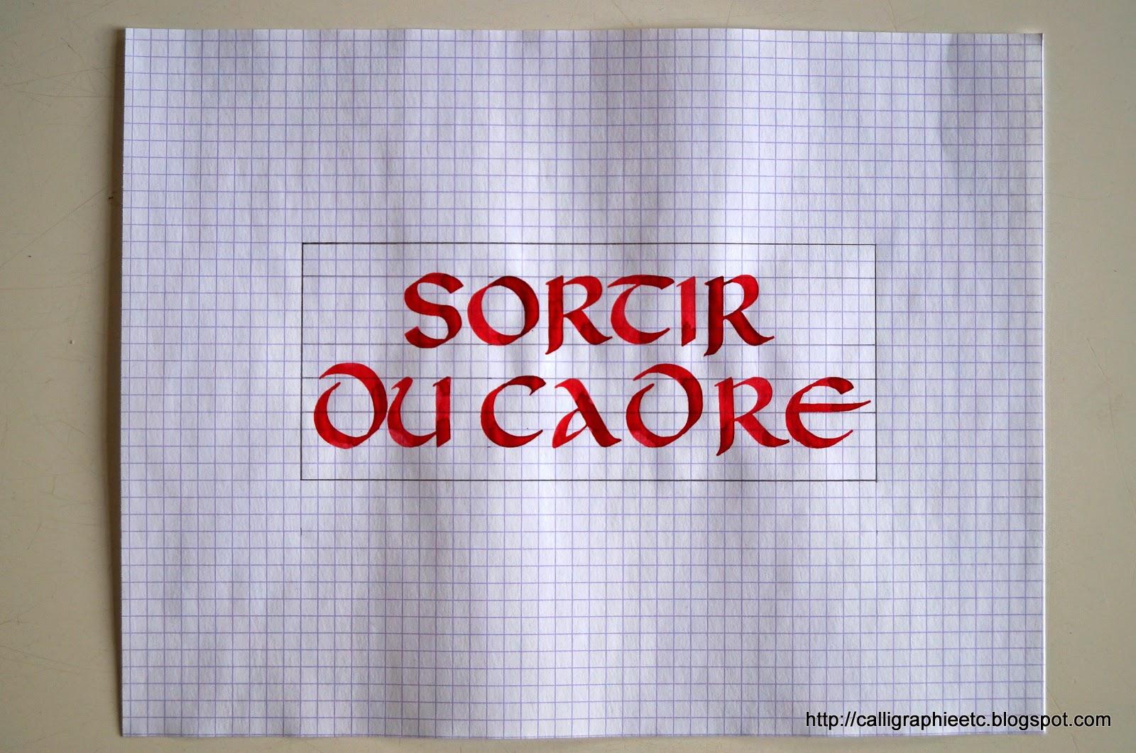 Tatouage Lettres Calligraphie - Tatouages Excessial Calligraphie Paris