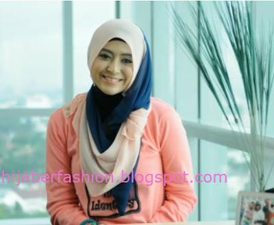 Tutorial Hijab Untuk Cuaca Panas - Cara Memakai Jilbab