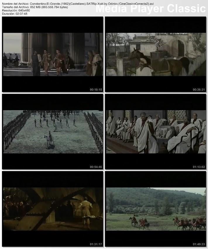 Imagenes de la película:Constantino El Grande | 1962 | Costantino il grande