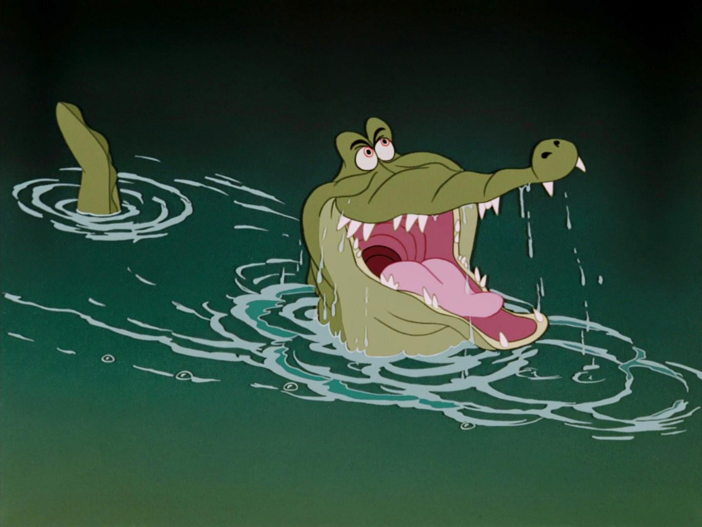 peter pan crocodile in - photo #6