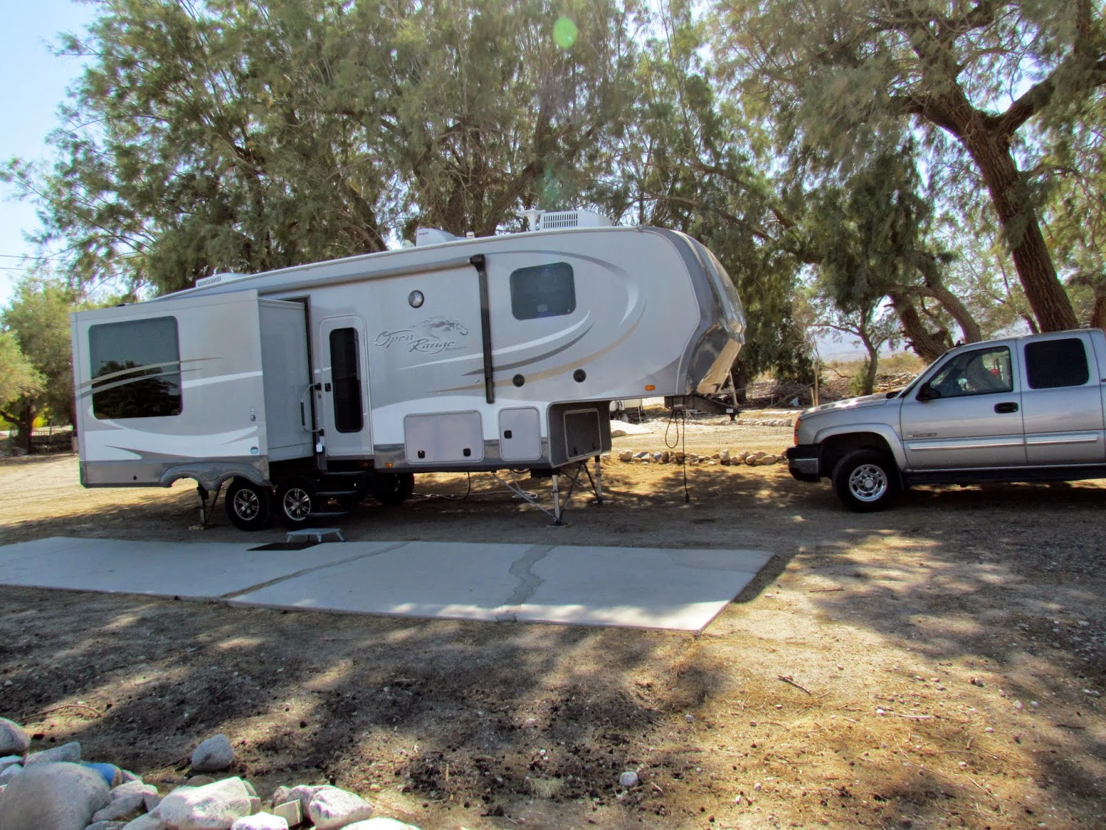 Campground Silver Sands Rv Park Thermal Calif Passport America Rate 10 Just North Of Salton Sea Beach Its A Tired Dusty