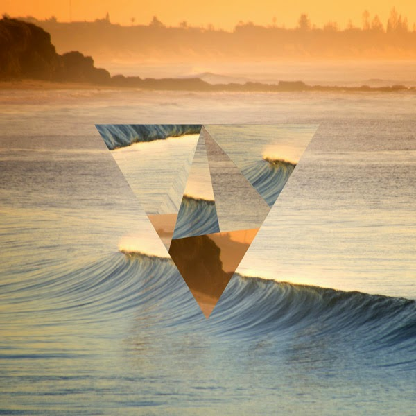 Ketika Desain Disatukan Dengan Fotografi - GEOMETRIC PHOTOGRAPHS By Tyhe Reading