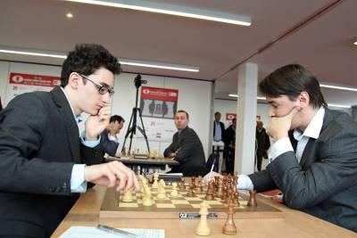 L'Italien Fabiano Caruana a été neutralisé par Alexander Morozevich sur une Espagnole variante Zaïtsev lors de la ronde 3